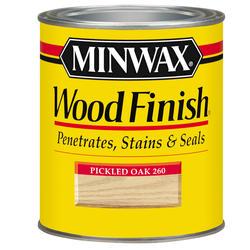 Minwax Pickled Oak Wood Finish - 1 qt