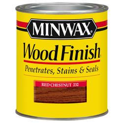 Minwax Red Chestnut Wood Finish - 1 qt