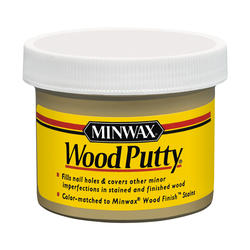 Minwax White Wood Putty - 3.75 oz