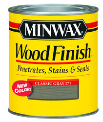 Minwax Classic Gray Wood Finish - 1 qt