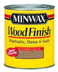 Minwax Weathered Oak Wood Finish - 1 qt