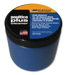 Miracle Sealants Poultice Plus Powder Cleaner