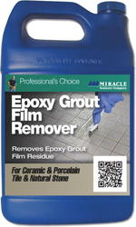 Miracle Sealants Epoxy Grout Film Remover