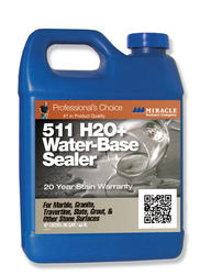 Miracle Sealants 511 H2O Plus Water Based Penetrating Sealer