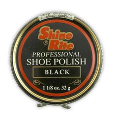 Shoe Polish Paste - Black