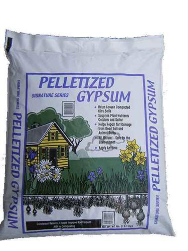 Pelletized Gypsum At Menards 174