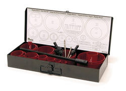 Master Tradesman Hole Saw Kit