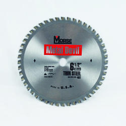 "6-1/2"" x 48 Tooth 20 mm Circular Blade for Thin Steel"