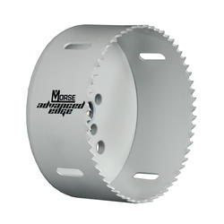"3-1/4"" Morse Advanced Edge Hole Saw"