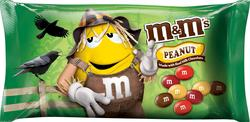 M&M's Peanut Milk Chocolate Candies - 11.4 oz