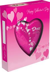 Dove Solid Milk Chocolate Heart - 4.5 oz