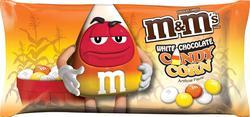 M&M's White Chocolate Candy Corn - 8 oz