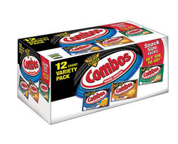 Combos Baked Snacks Variety Pack - 12-ct