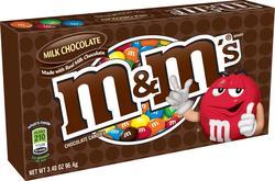 M&M's Milk Chocolate Candies - 3.4 oz