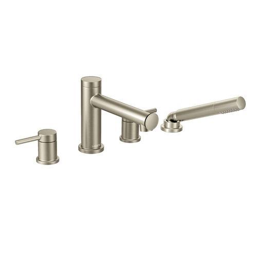 Moen Align 2 Handle Diverter Roman Tub Faucet Includes Hand Shower TRIM ONLY