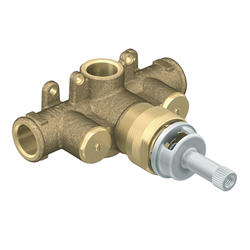 """Moen Rough-In ExactTemp 3/4"""" Thermostatic Valve with Stops"""