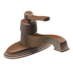 Moen Rothbury Single Handle Low Arc Bathroom Faucet