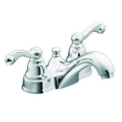 Moen Traditional 2-Handle Low Arc Bathroom Faucet