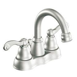 Moen Traditional 2 Handle Hi Arc Bathroom Faucet At Menards