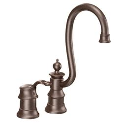 Moen Waterhill Single Handle High Arc Bar Faucet