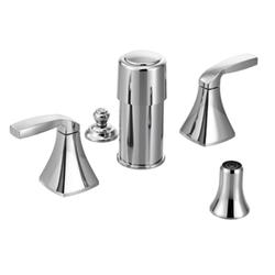 Moen Voss 2-Handle Bidet Faucet TRIM ONLY