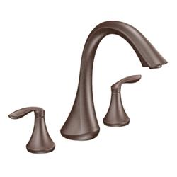 Moen Eva 2-Handle Roman Tub Faucet TRIM ONLY