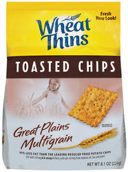 Wheat Thins® Great Plains Multigrain Toasted Chips - 8.1 oz.