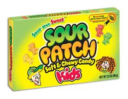 Sour Patch Kids - 3.5 oz Theater Box