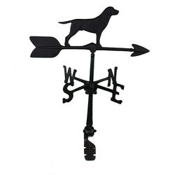 "24"" Retriever Weathervane"