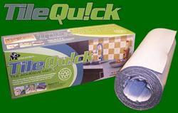 TileQu!ck Wall Tile Adhesive Mat