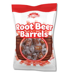 Quality Products Root Beer Barrels - 8 oz