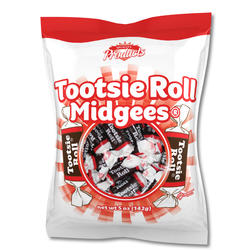 Quality Products Tootsie Roll Midgees - 5 oz