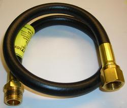 """Mr. Heater 22"""" Propane Replacement Barbecue Hose fits most bib gas grills."""