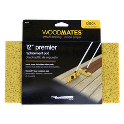 "Woodmates™ 12"" Premier Stain Applicator Replacement Pad"