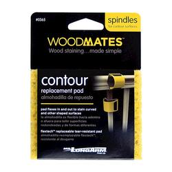 Woodmates™ Contour Stain Applicator Replacement Pad