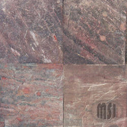 "Gauged Slate Floor or Wall Tile 12"" x 12"" (10 sq.ft/pkg)"