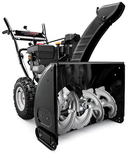 """Menards Snow Blowers >> MTD Pro® 28"""" 2-Stage Snow Blower with Electric Start-243cc at Menards®"""