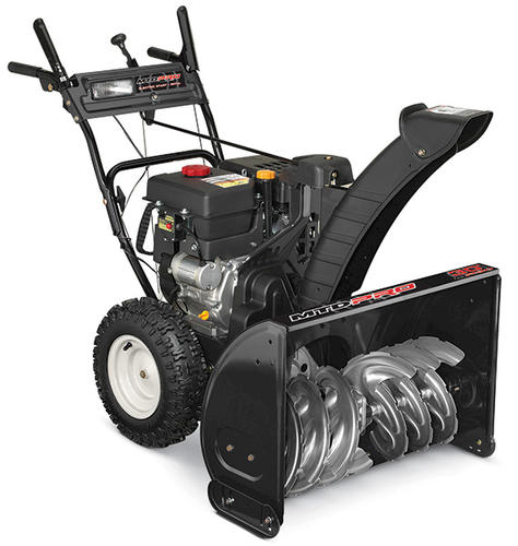 """Menards Snow Blowers >> MTD Pro® 30"""" 2-Stage Snow Blower with Electric Start-357cc at Menards®"""