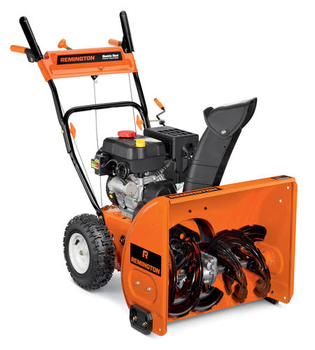 """Menards Snow Blowers >> Remington® 24"""" 2-Stage Snow Blower with Electric Start ..."""