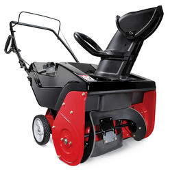 "MTD 21"" Single-Stage Snow Blower-123cc"
