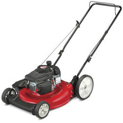 "Yard-Man® 21"" 139cc 2-in-1 High Rear Wheel Push Lawn Mower"