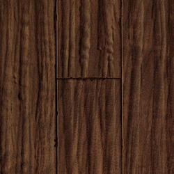 "Hand Sculpted Walnut Solid Hardwood Flooring 3/4"" x 4"" (16 sq.ft/ctn)"
