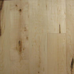 "First Grade A Maple Solid Hardwood Flooring 3"" x 3/4"" (24 sq.ft/bndl)"