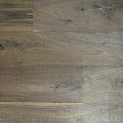 "Natural Walnut Solid Hardwood Flooring 5"" x 3/4"" (28.5 sq.ft/bndl)"