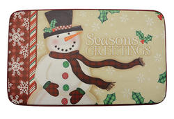 "Holiday Anti-Fatigue Designer Chef Mat 18"" x 30"""