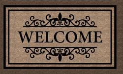 Multy Home Baroque Welcome Mat