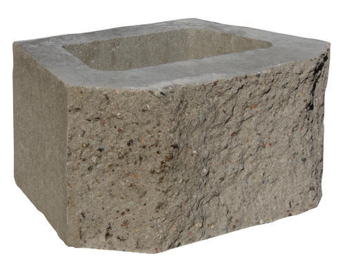 8 Quot X 17 Quot X 12 Quot Clifton Wall Beveled Retaining Block At