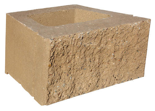 Retaining Wall Blocks From Menards : Quot denver straight retaining block