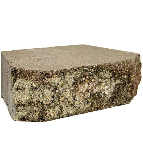 Landscaping Retaining Wall Blocks Menards : Quot crestone beveled retaining wall block at menards