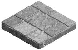 """16"""" EZ Slate Patio Block"""
